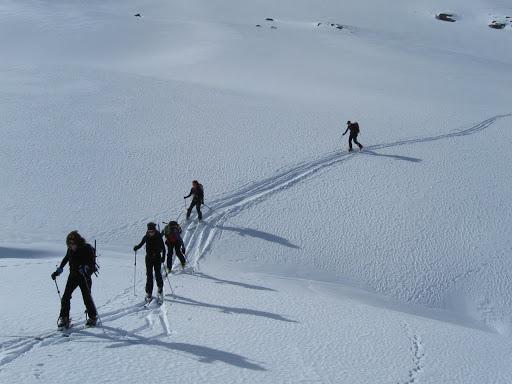 Curso Esquí de Travesía